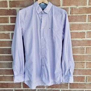 Tommy Hilfiger Classic Fit Checkered Button Down